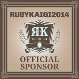 RubyKaigi 2014 official-sponsor